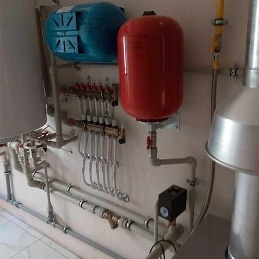 Монтаж и обвязка узла водоснабжения частного дома