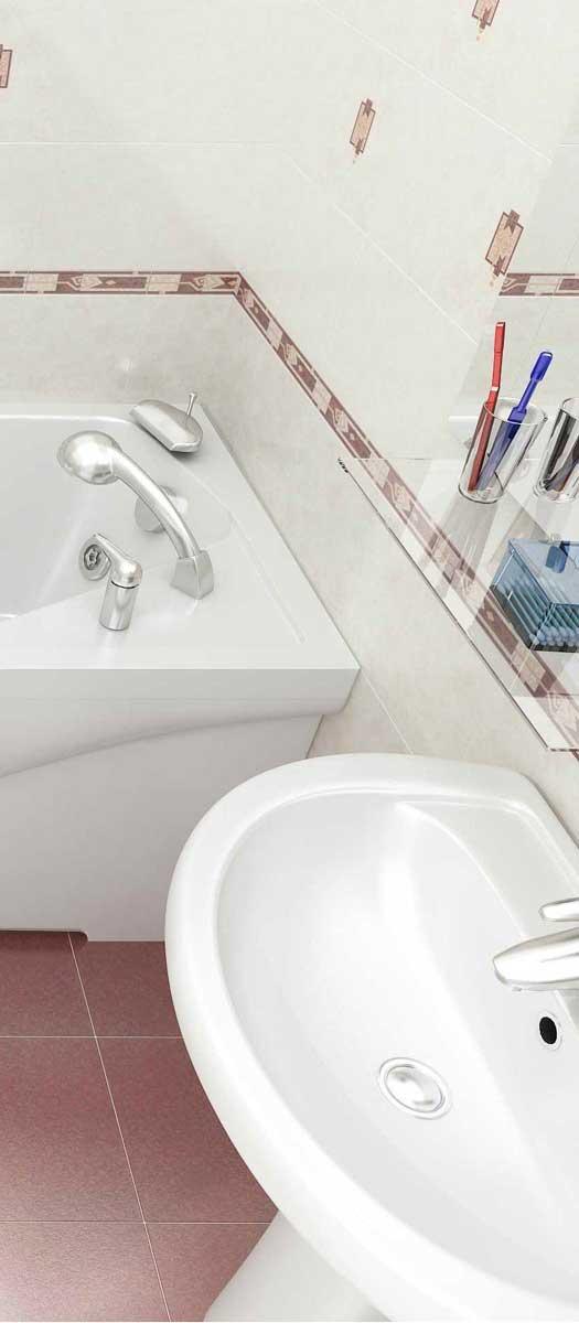 Замена сантехники, установка ванны, установка унитаза