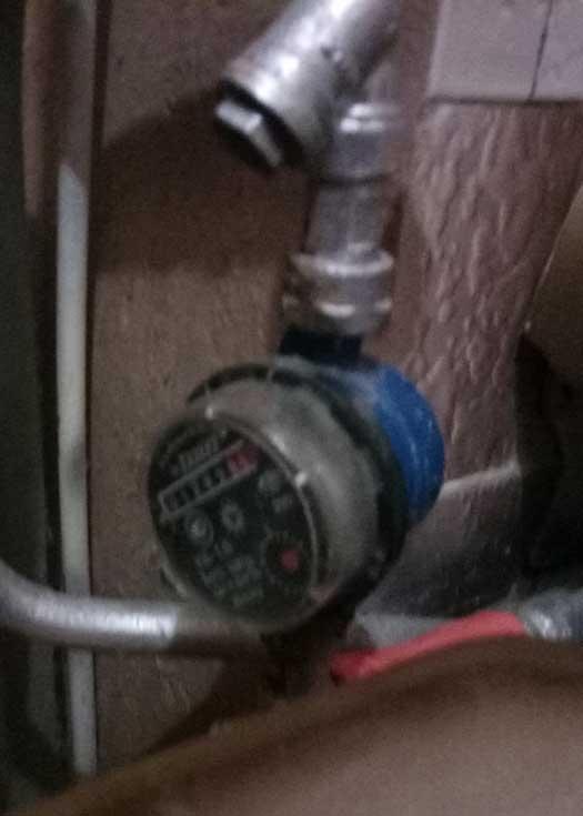 Установка счетчика воды в Днепропетровске