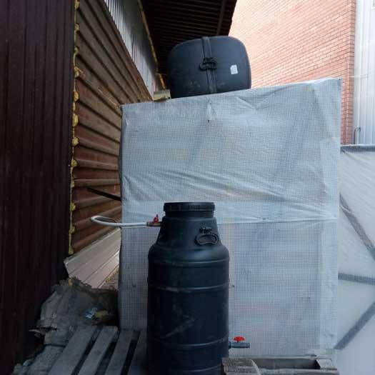 Прокладка труб водоснабжения в Днепропетровске