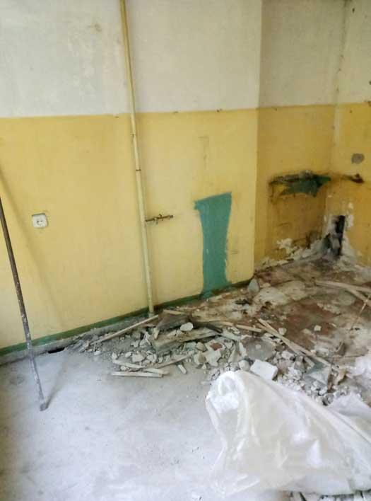 ремонт в ванной планировка квартиры