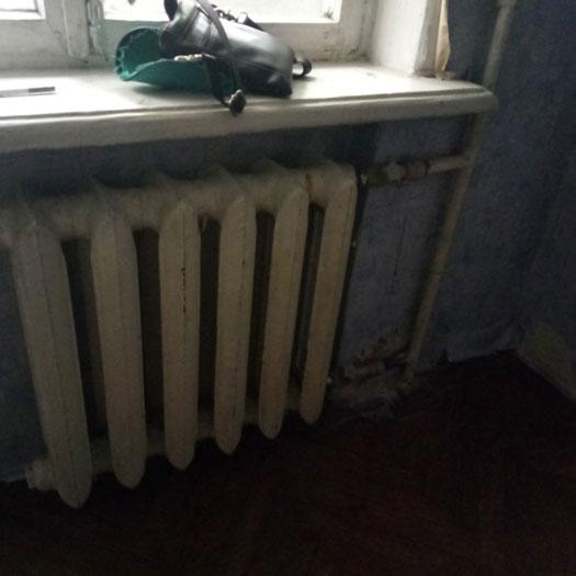 Установка биметаллического радиатора