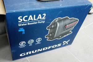 насос компании Grundfos Scala2