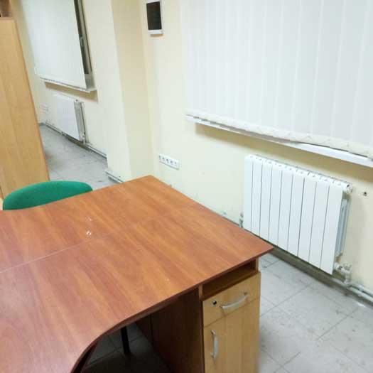 Монтаж автономного отопления офиса