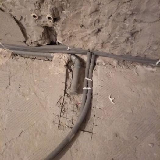 Разводка труб Rehau в квартире и установка инсталяций