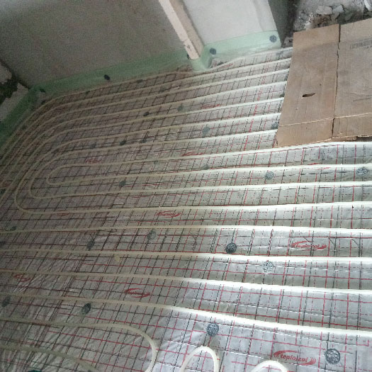 Монтаж труб водоснабжения и канализации, отопления после строителей