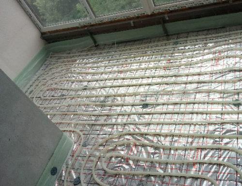 Монтаж труб водоснабжения и канализации, отопления после строителей ЖК Семейный г. Днепр